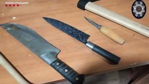 Armas incautadas por los Mossos en un operativo contra la venta de droga en L'Hospitalet.