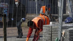 El coronavirus es cobra gairebé 840.000 llocs de treball, el pitjor març de la història