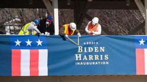 L''impeachment' a Trump enfosqueix l'arrencada del mandat de Biden