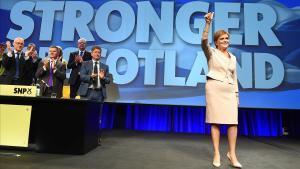 Escòcia no vol ser menys que Irlanda del Nord