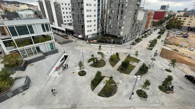 Sant Martí prepara el terreno para lograr barrios más habitables