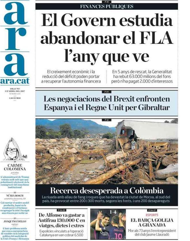 """La fiscalía se lanza sobre las empresas usadas por la Generalitat para crear las """"estructuras de Estado"""", según 'El País'"""