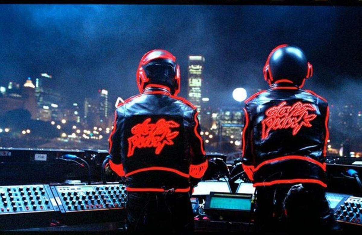 Daft Punk, en In-Edit.