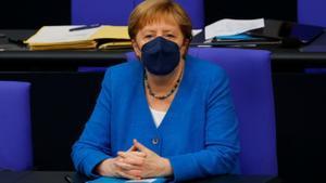 Merkel reclama regles més estrictes a la UE per controlar la variant delta