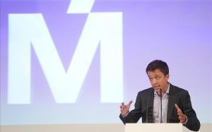 El candidato de Más País a las elecciones generales, Íñigo Errejón