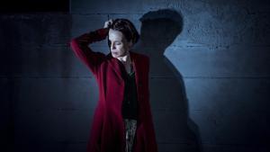 La actriz Ariadna Gil, en 'El dolor', de Marguerite Duras.