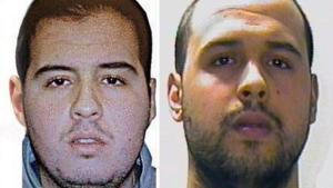 Los hermanos el Bakraoui, terroristas suicidas de los atentados de Bruselas, formarán parte de la exposición.