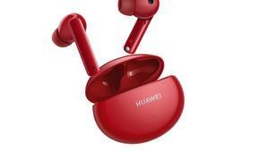 Nuevos auriculares inalámbricos de Huawei.