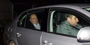 El primer ministre escocès, Alex Salmond, aquesta matinada.