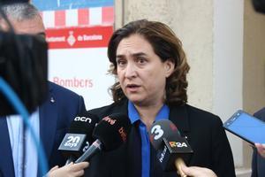 Colau, sobre l'exhumació de Franco: «Ara toca recuperar les víctimes de les cunetes»