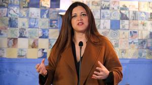 Marisa Matías, en una foto de archivo