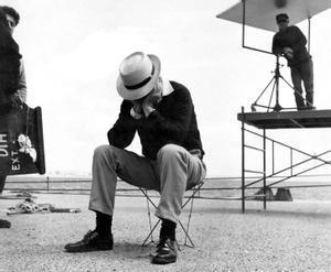 Fotografía del rodaje de El verdugo, 1963