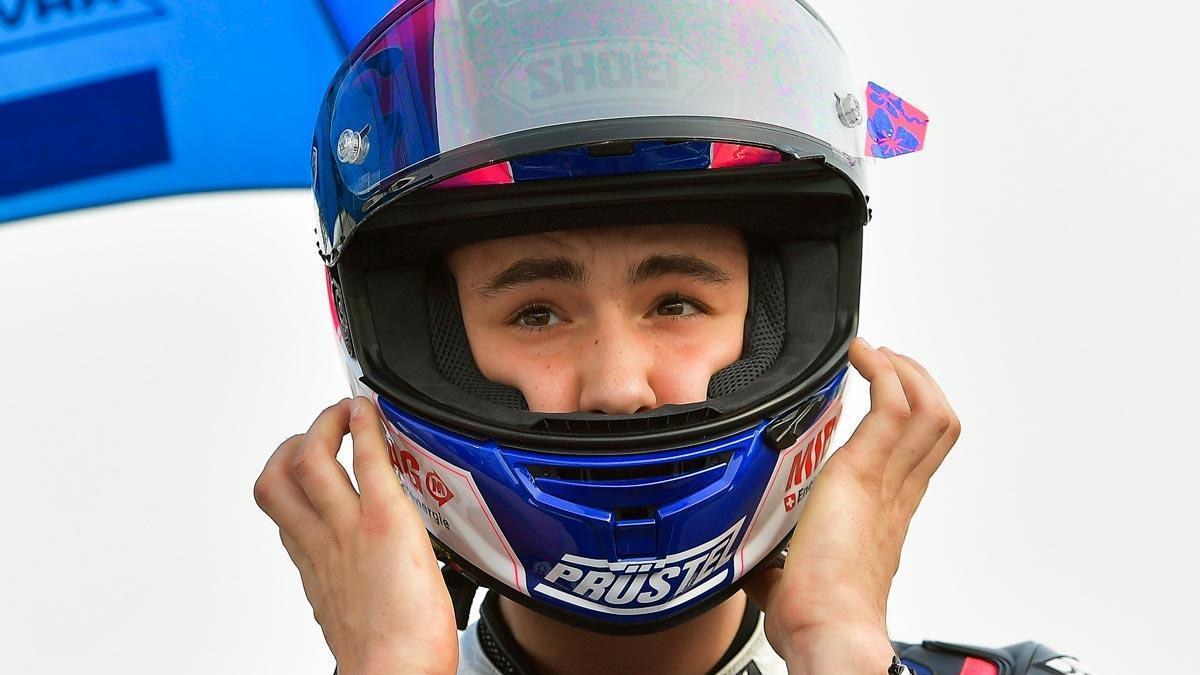 Muere el piloto suizo Jason Dupasquier. Así lo ha confirmado la organización del campeonato del mundo de motociclismo en un comunicado.