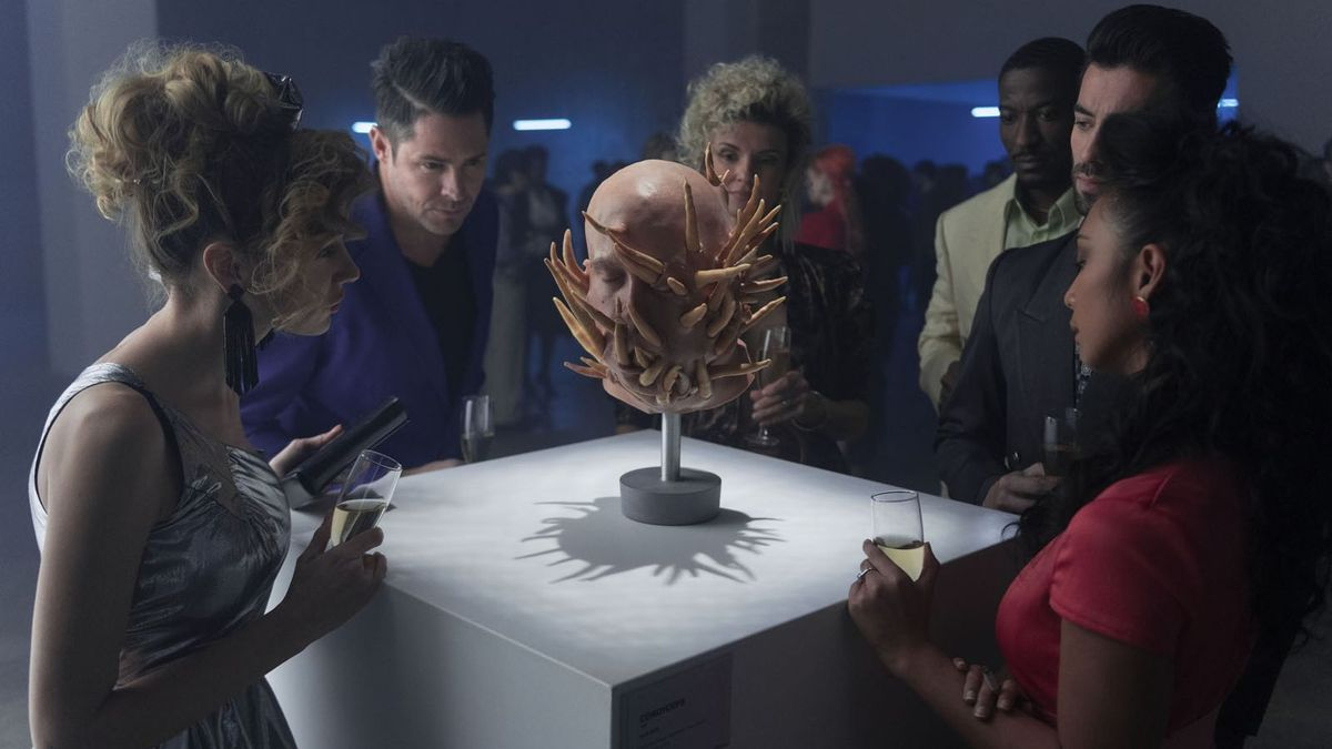 Fotograma de la serie 'Nuevo sabor a cereza', de Netflix.