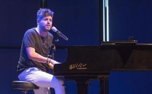 El cantante y compositro Pablo López.