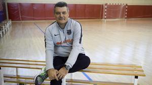 Pascual: «Arribarem a un acord perquè Entrerríos segueixi»
