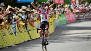 Mikel Landa mostra bones sensacions per al Tour