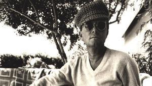 El escritor norteamericano Truman Capote, en la década de los 60.