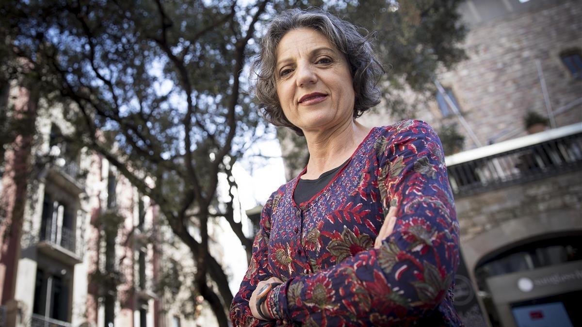 Sandra Myrna Díaz, premio Margalef 2017.
