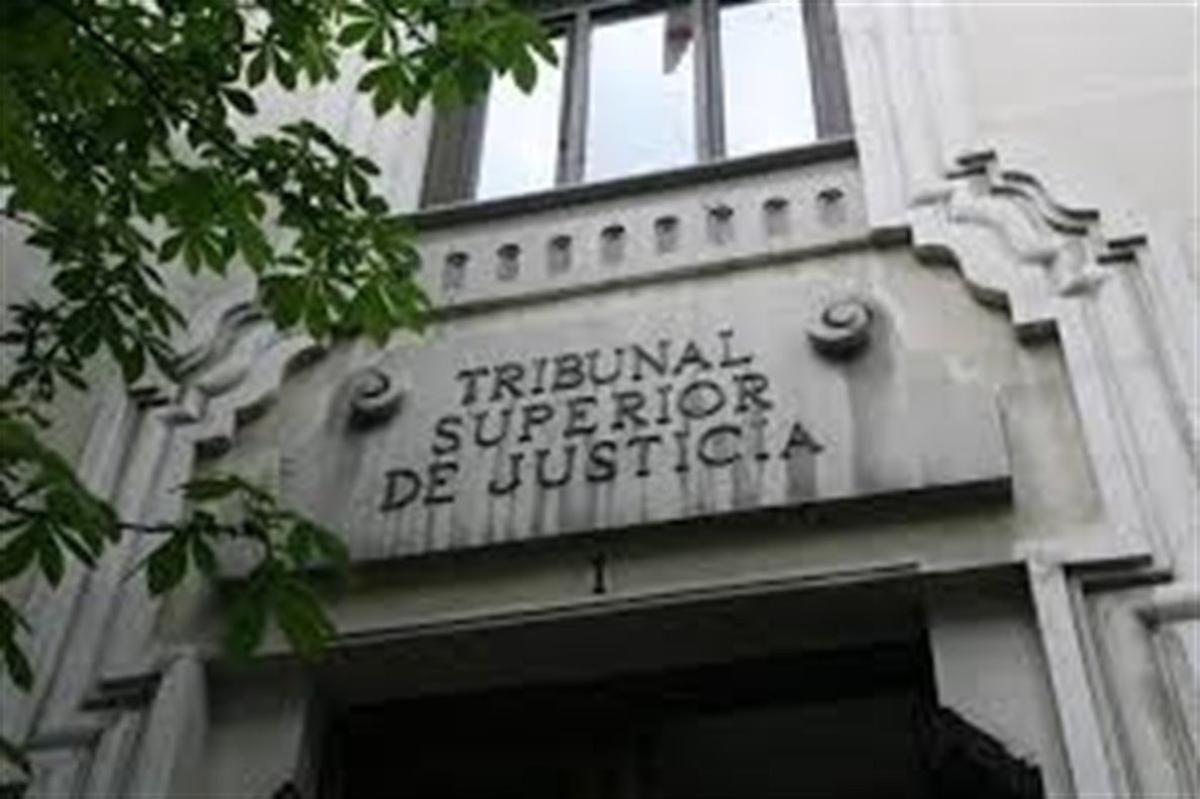 Fachada de la sede del Tribunal Superior de Justicia de Madrid.