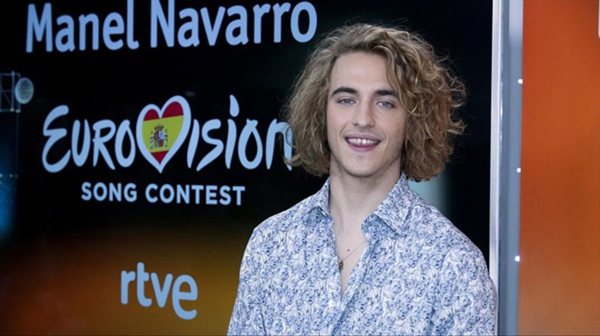 Manel Navarro representará a España en Eurovisión con 'Do it for your lover'