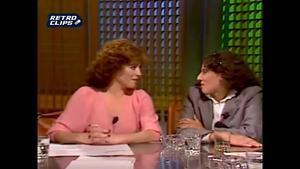 Entrevista en 'Esta Noche' (1981). Con Manuela Carmena, Javier González Ferrari y Carmen Maura.