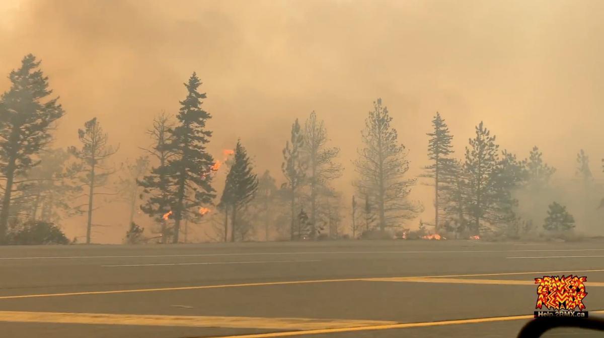 Onada de calor: El que queda de Lytton