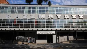 La sala Razzmatazz continúa cerrada desde el pasado 12 de marzo.