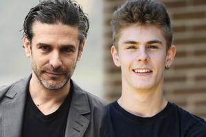 EXCLUSIVA YOTELE | Patrick Criado y Leonardo Sbaraglia, los desertores de la serie de Telecinco «Perdóname señor»