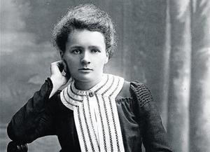 """""""No hace falta ser una Marie Curie para dedicarse a la ciencia"""""""