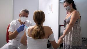 Así evolucionó la pandemia del covid-19 en L'Hospitalet en septiembre de 2021