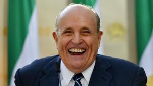 Rudy Giuliani, en una imagen de archivo.