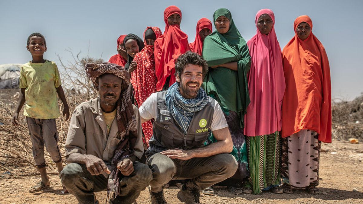 Miguel Ángel Muñoz viaja a Somalilandia.
