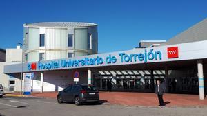 Hospital Torrejón de Ardoz en Madrid.
