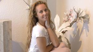 La exgimanasta Van de Leur en una foto de archivo.