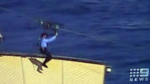 Hugh Jackman se lesiona durante el rodaje de un 'show' de Oprah Winfrey