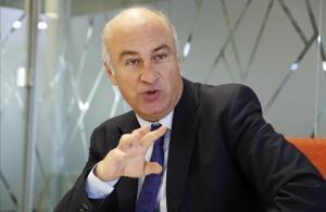 Fernando Benzo, secretario de Estado de Cultura.