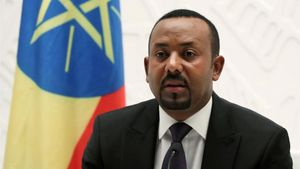El primer ministro etíope, Abiy Ahmed.
