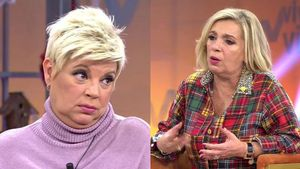 """Terelu reprocha a Carmen Borrego que dijese """"te quiero"""" a Jorge Javier y se posiciona con su hija"""