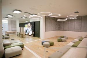 Mango presenta su centro de innovación digital en Barcelona