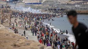 Cronología de la crisis migratoria de Ceuta