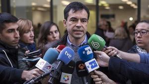Andrés Herzog, candidato de UPYD.