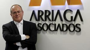 Jesus Maria Ruiz de Arriaga socio fundador de Arriaga y Asociados.