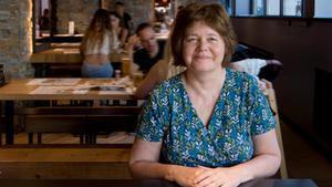 Carolyn Steel, autora de 'Ciudades hambrientas'.