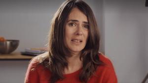 La emotiva reaparición de Anna Allen en 'Paquita Salas' con mensaje incluido
