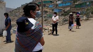 La inseguretat alimentària severa s'ha triplicat a Llatinoamèrica amb la pandèmia