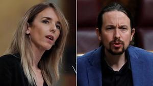 Álvarez de Toledo insisteix que el pare de Pablo Iglesias és un «terrorista»