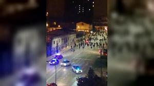 Darrere de les protestes: Ultres i negacionistes a València, Biris i 'ni-nis' a Sevilla, extrema esquerra a Burgos