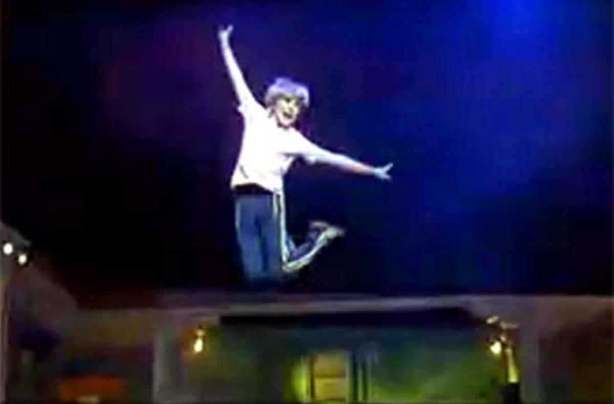 'Billy Elliot'.