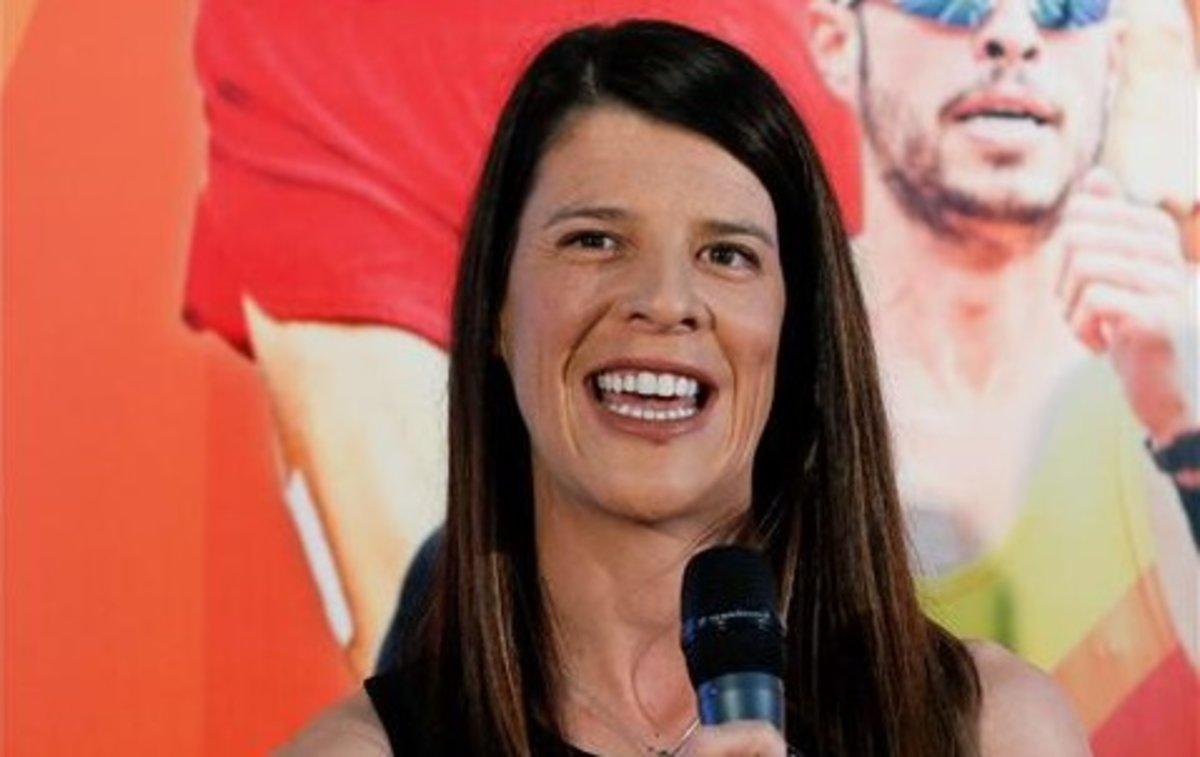 La exatleta Ruth Beitia.